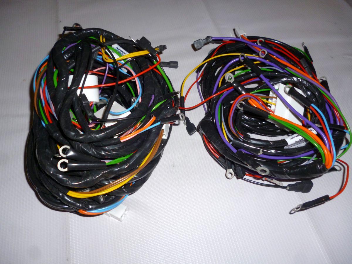 Проводка на уаз 31512